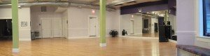 DanceSPA Studio 1
