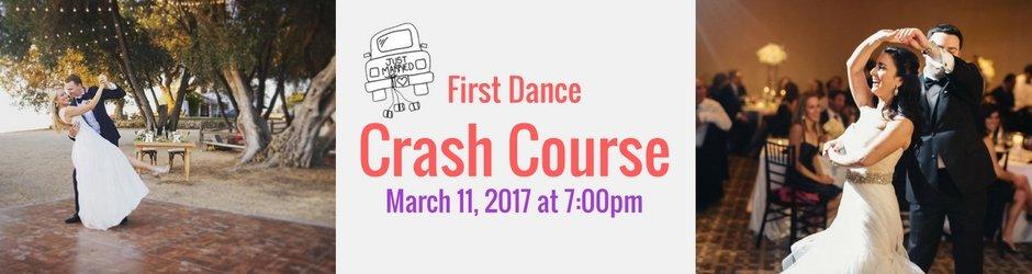 Wedding Dance 101: First Dance Crash Course