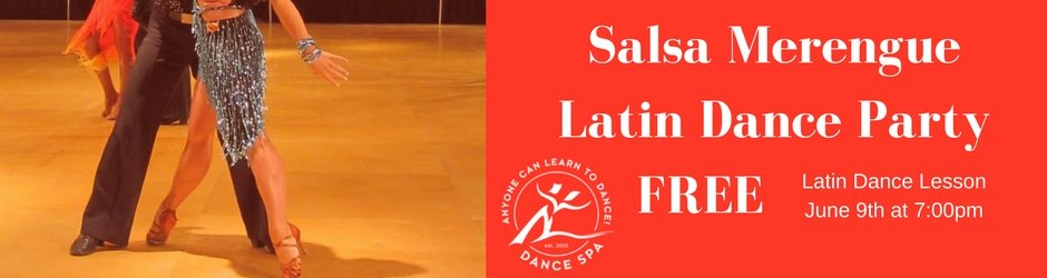 Latin Dance Night:  Salsa and Merengue Lesson  FREE